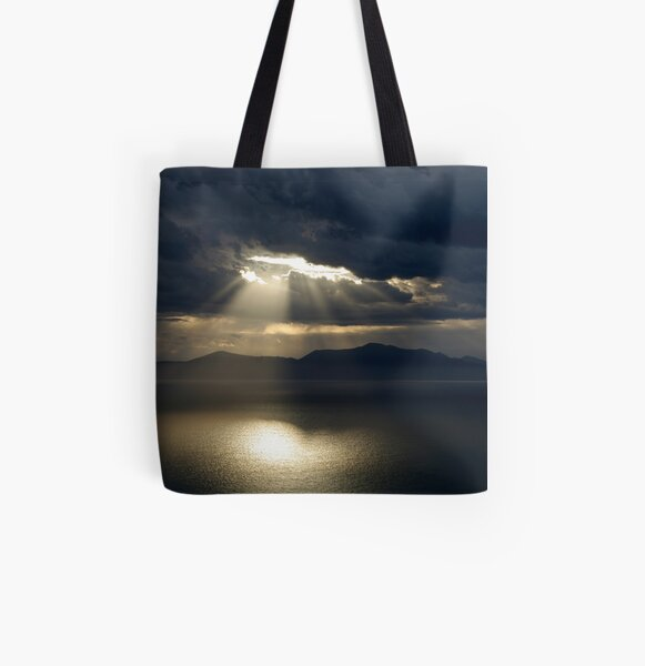 Breakthrough All Over Print Tote Bag