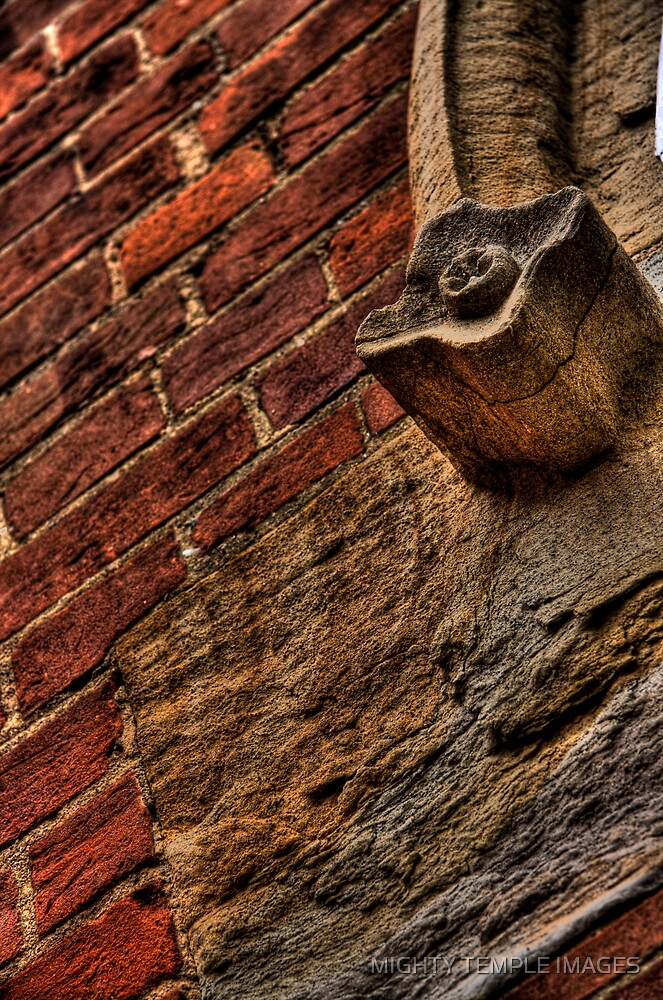WEATHERED by MIGHTY TEMPLE IMAGES