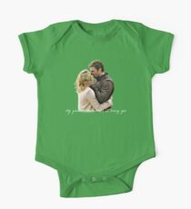 Olicity Wedding Vows - My Greatest Fear In Life Is Losing You One Piece - Short Sleeve