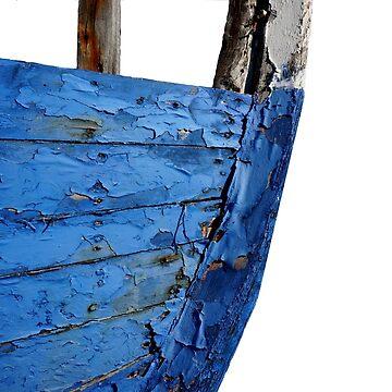 Vintage summer boat by zenha