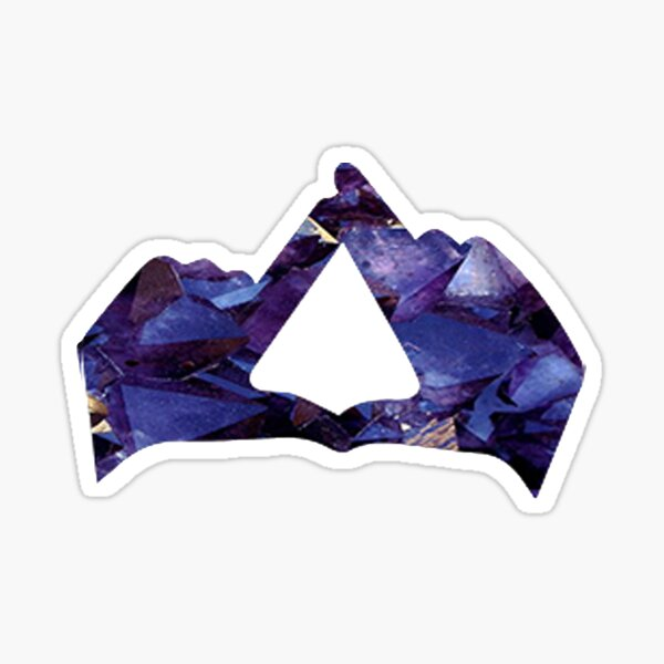 DPhiE Hands Sticker