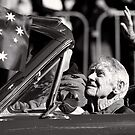 Melbourne ANZAC day parade 2013 - 23 by Norman Repacholi