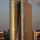 Sunset Tower  by David Clark