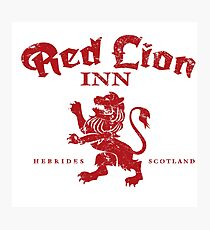 Red Lion Inn Photographic Print