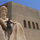 Irbil Citadel by Christopher Barker
