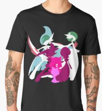 Ralts Kirlia Gardevoir Gallade Evolution Men's Premium T-Shirt