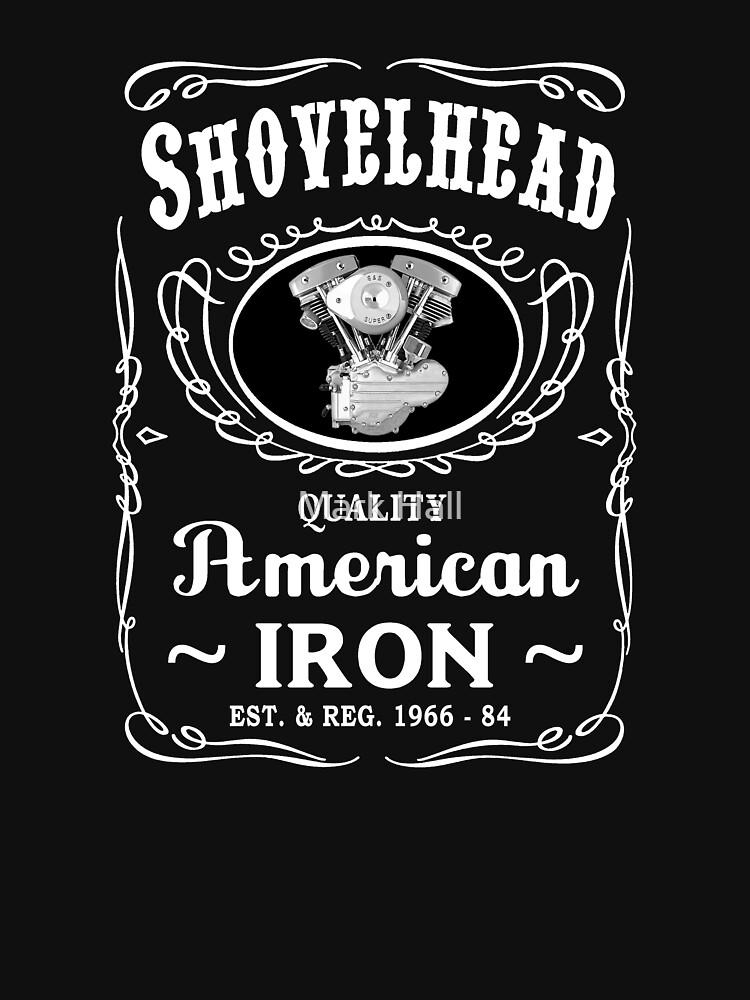 SHOVELHEAD 4 (JD GENERATOR) by hornedquad
