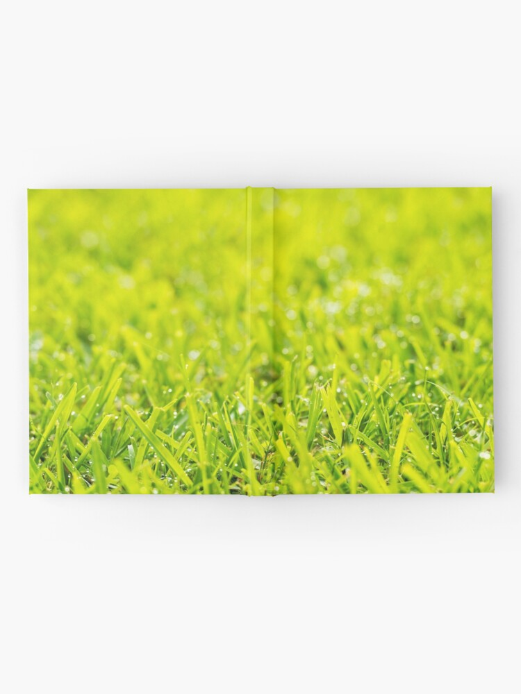 Alternate view of Grass Dew Drops Hardcover Journal