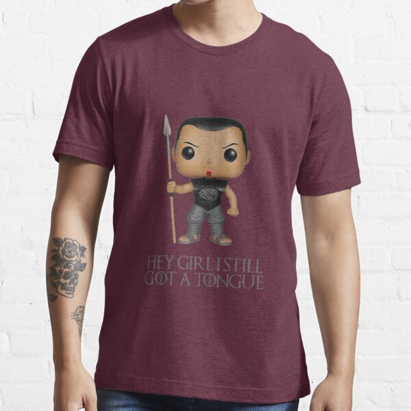 Greyworm still got his tongue Essential T-Shirt