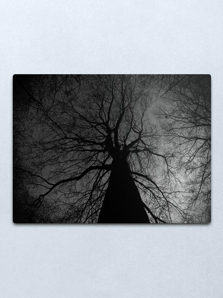 Alternate view of Tree Metal Print