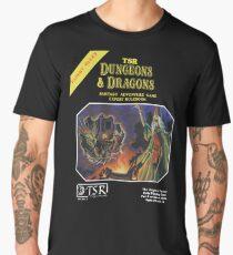 Vintage Dungeons & Dragons Expert Rule book (Remastered) Men's Premium T-Shirt