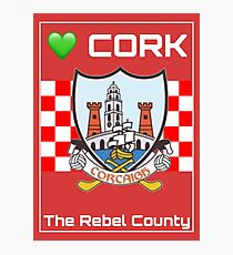Cork Photographic Print