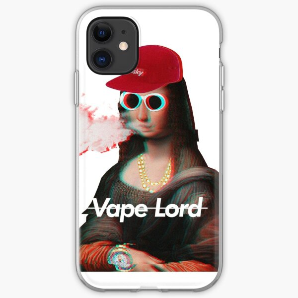 MONA LISA HYPEBEAST iPhone Soft Case