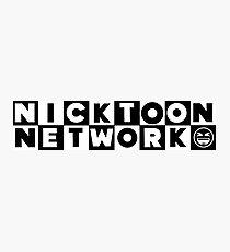 Nicktoon Cartoon Network Photographic Print