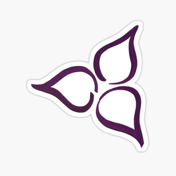 Trillium Design Logo Sticker