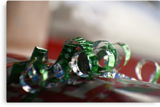 Green Christmas Details by OliviaDorgan02