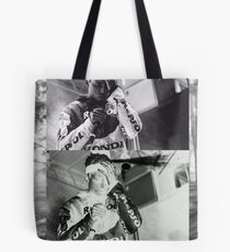 Night Lovell Mellow Graphic  Tote Bag