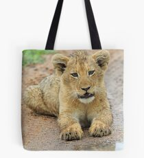 I am just adorable ,but i am wild !! Tote Bag