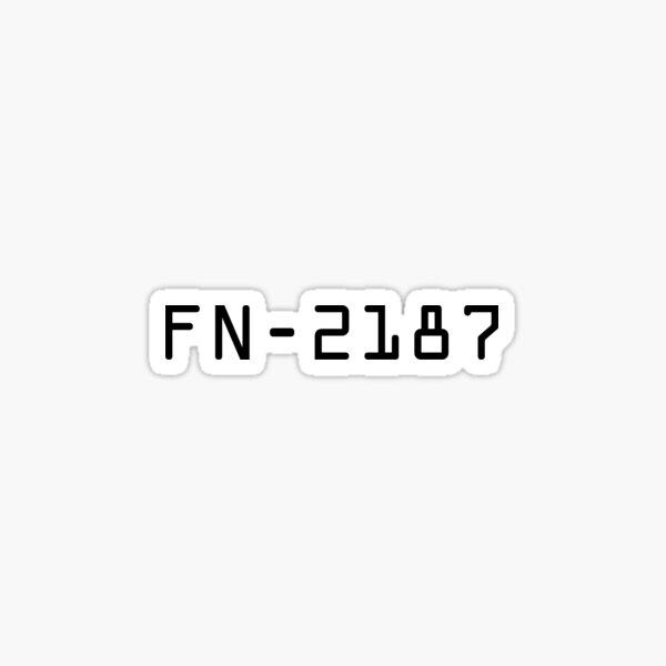 FN-2187 Sticker