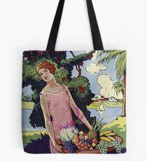 Vintage Kissimmee Osceola County Florida Travel Tote Bag