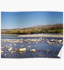 Rio Grande River Poster