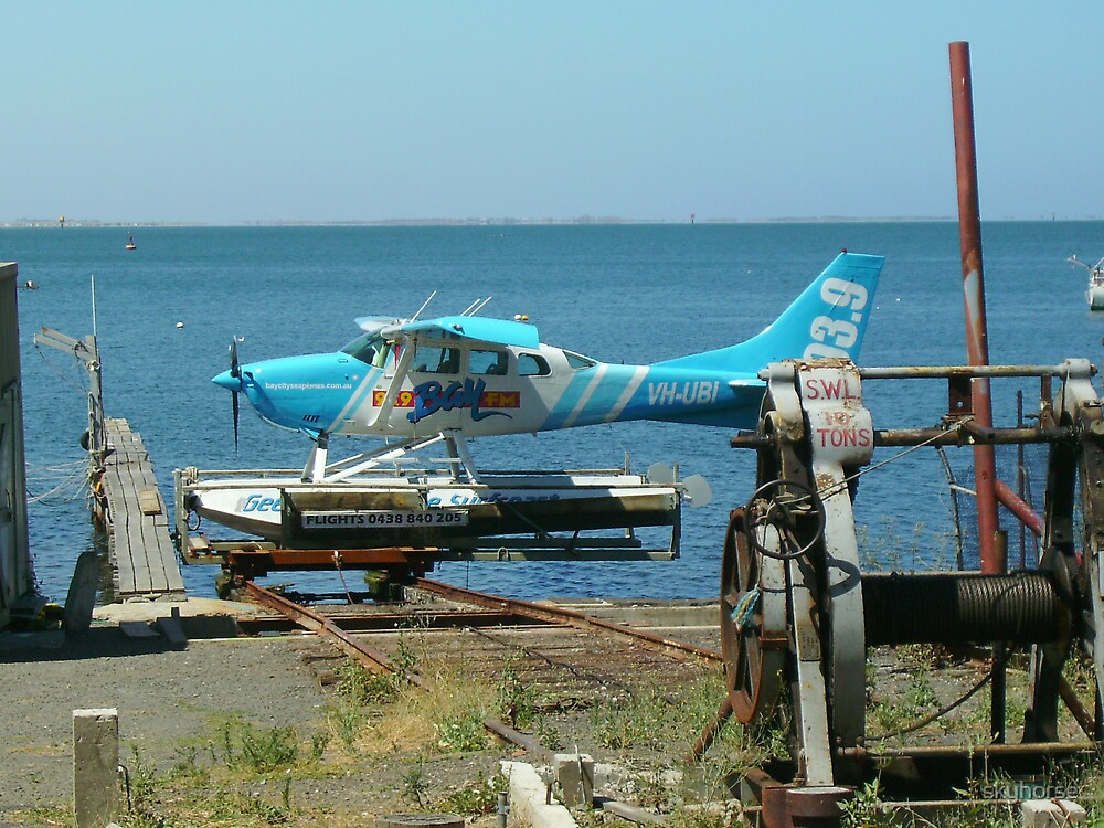 Seaplane & Winch by skyhorse