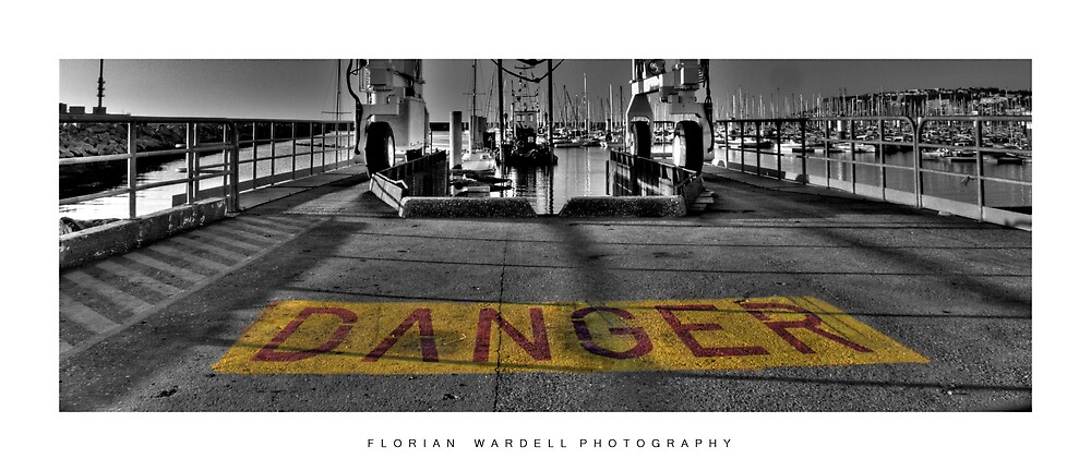 Danger by Florian Wardell
