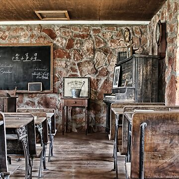 One Room School House by patmonty