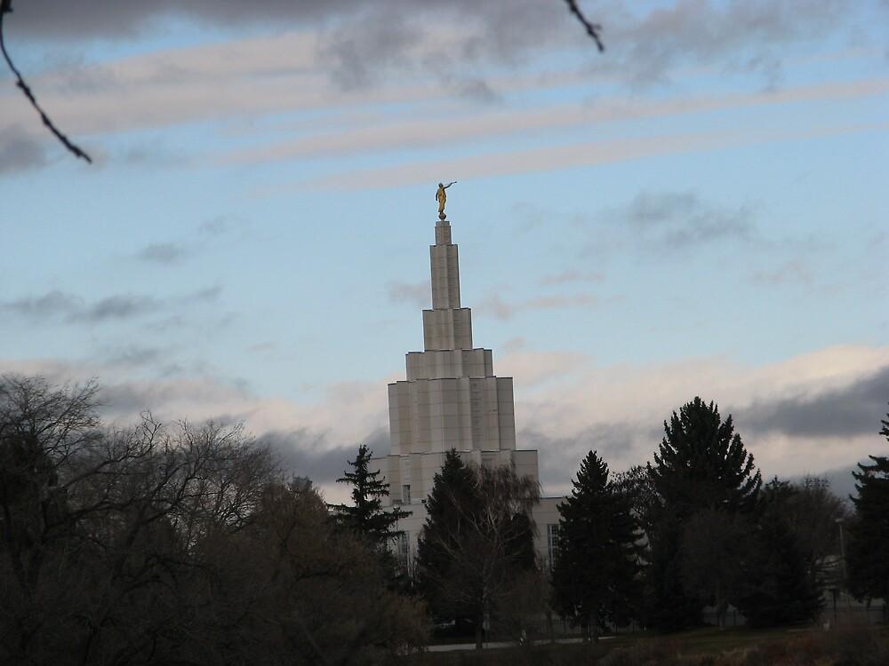 Temple by lilestduncan