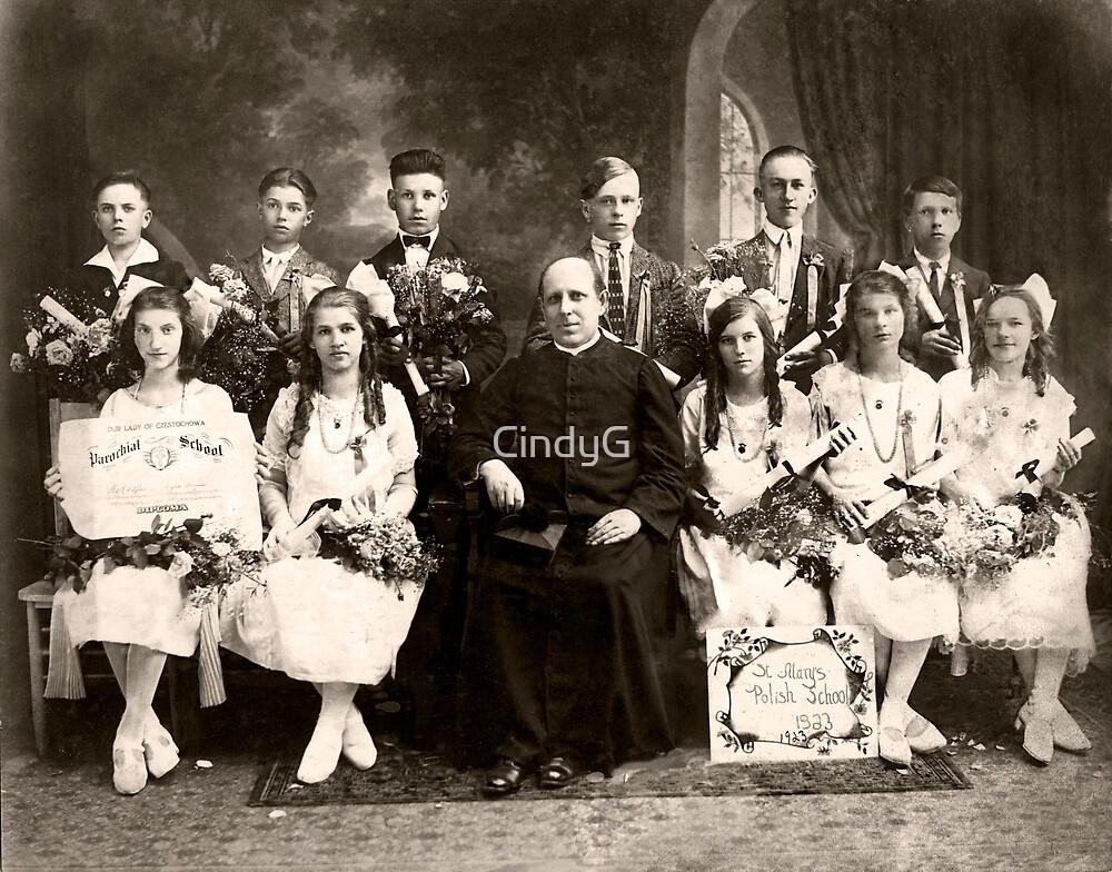 Graduation Day - 1923 by CindyG