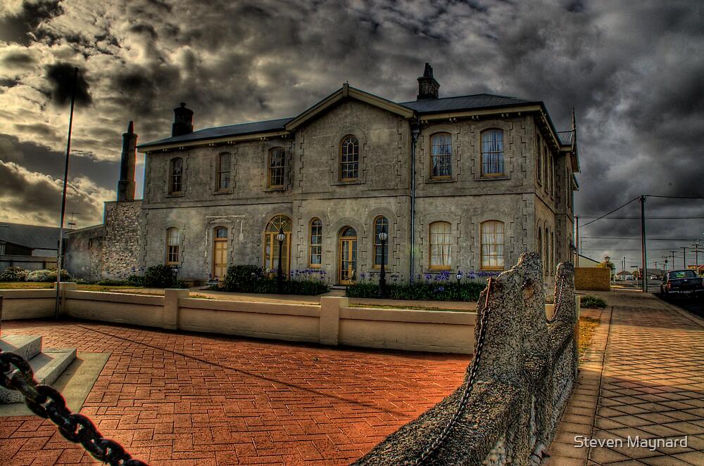 Customs House by Steven Maynard