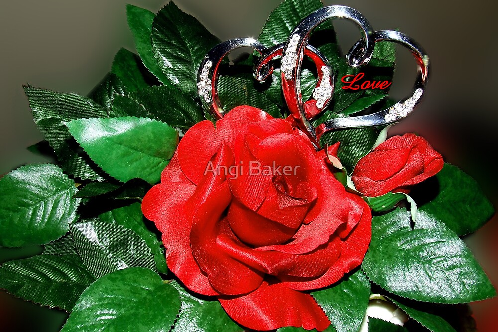 To Love Somebody by Angi Baker