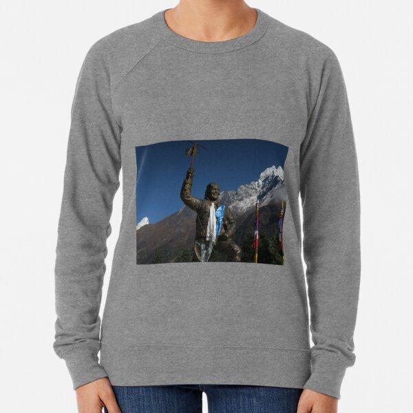 Tenzing Norgay Sherpa Monument Lightweight Sweatshirt