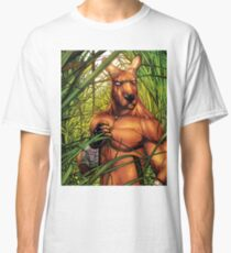 Rufus among the sugar cane Classic T-Shirt