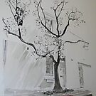 tree study by melodious