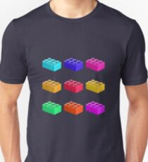Warhol Toy Bricks T-Shirt