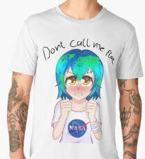 Dont Call Me Flat-Earth Chan Men's Premium T-Shirt
