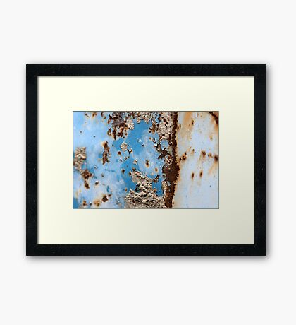 Signs of AGE Framed Print
