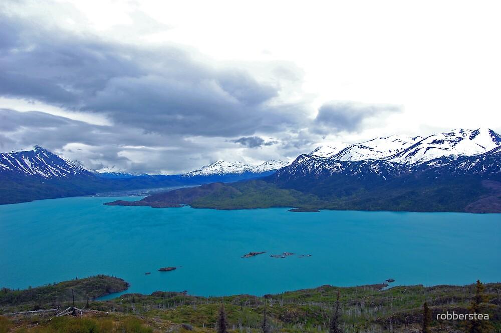 Skilak Lake by robberstea