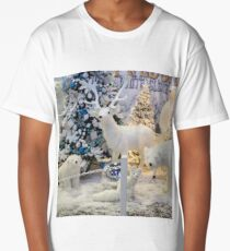 Snow Scene Long T-Shirt