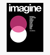 imagine Photographic Print