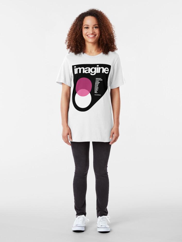 Alternate view of imagine Slim Fit T-Shirt