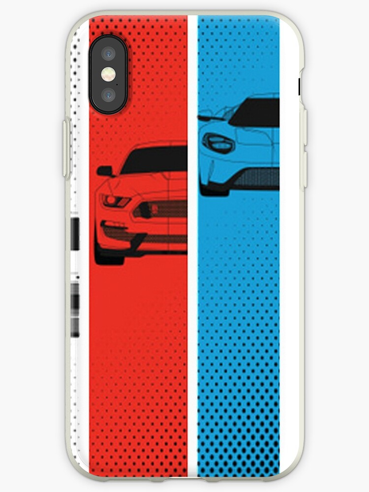 'Ford Performance' iPhone Case by matthewlower