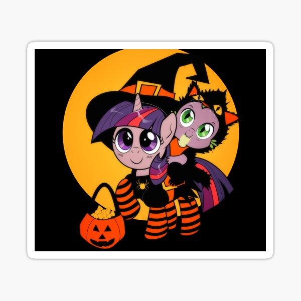 MLPFIM Halloween Sticker