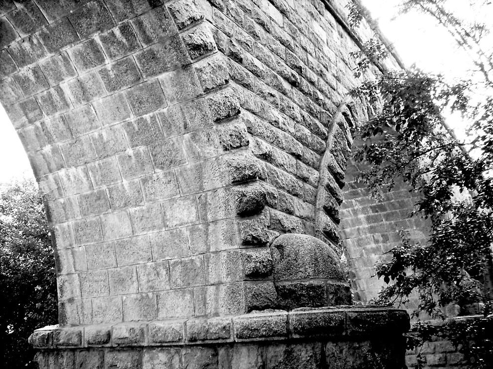 Forgotten bridge by erika3987