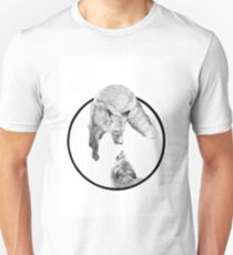 The Fox Playing Unisex T-Shirt