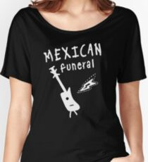 Mexican funeral Dirk Gently band tshirt Women's Relaxed Fit T-Shirt