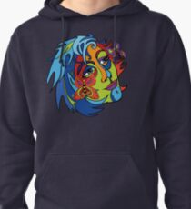 Butterfly Lady Pullover Hoodie