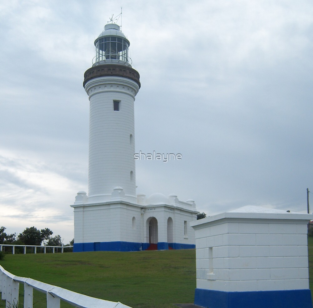 Norah Head Lighthouse by shalayne