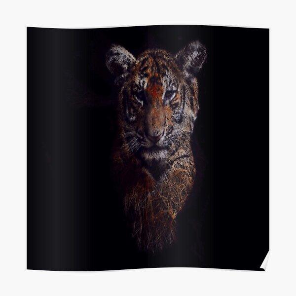 Tigris by M.A Poster